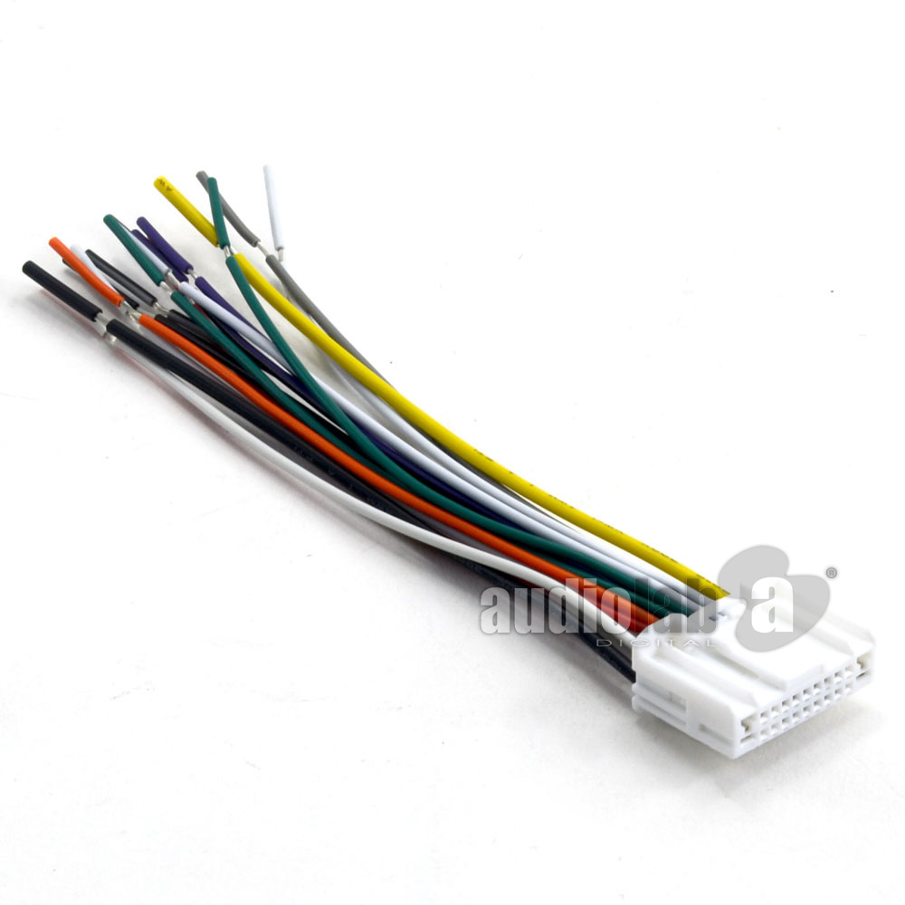 medium resolution of aftermarket car stereo wiring harnes