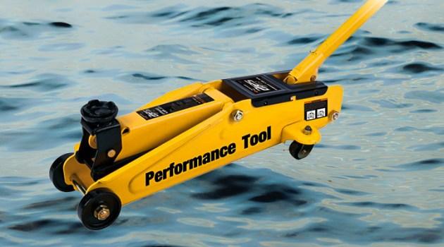 Performance Tool W1611 Yellow Steel Frame