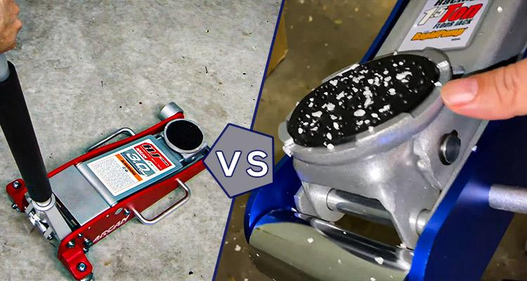 Arcan vs Pittsburgh Floor Jack