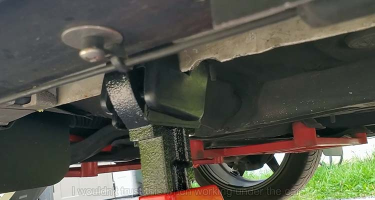 Jack Stands And Unibodies