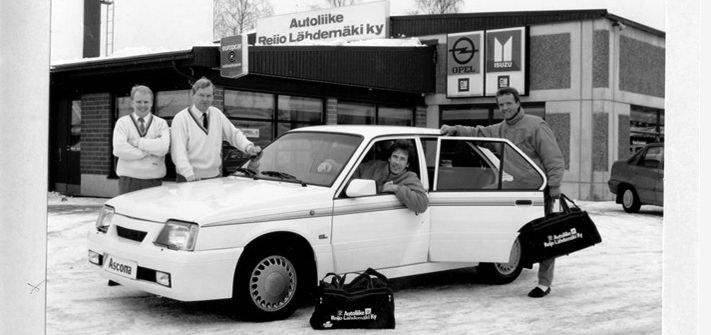 autoliike lähdemäki historia kuva 4