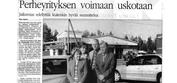 autoliike lähdemäki historia kuva 7