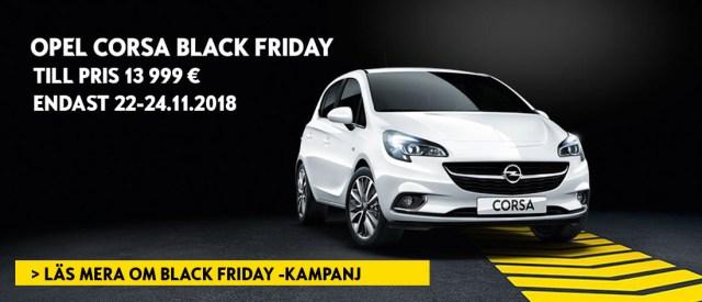 Opel-Corsa-Black-Friday