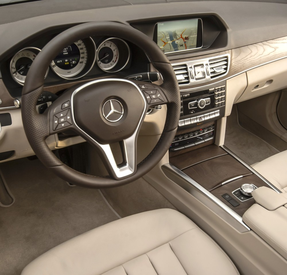 medium resolution of 2014 mercedes benz e350 4matic wagon interior