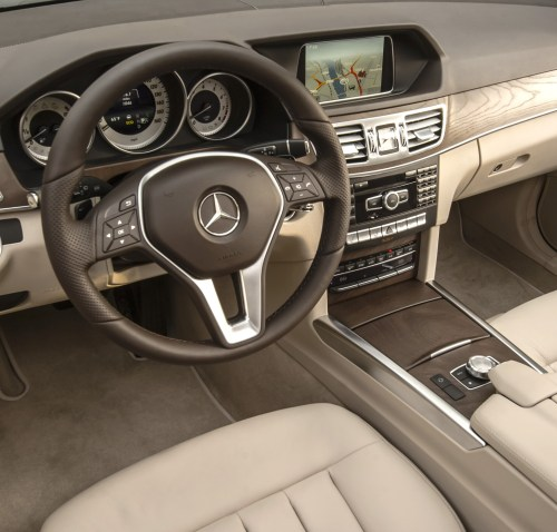 small resolution of 2014 mercedes benz e350 4matic wagon interior