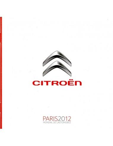 2012 CITROEN PARIS PRESSKIT DVD