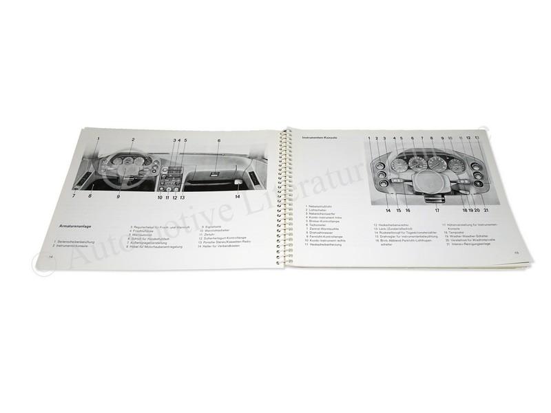 1978 Porsche 928 Service Manual