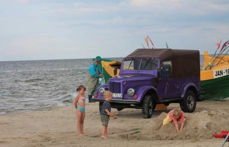 זהירות ילדים באוטו