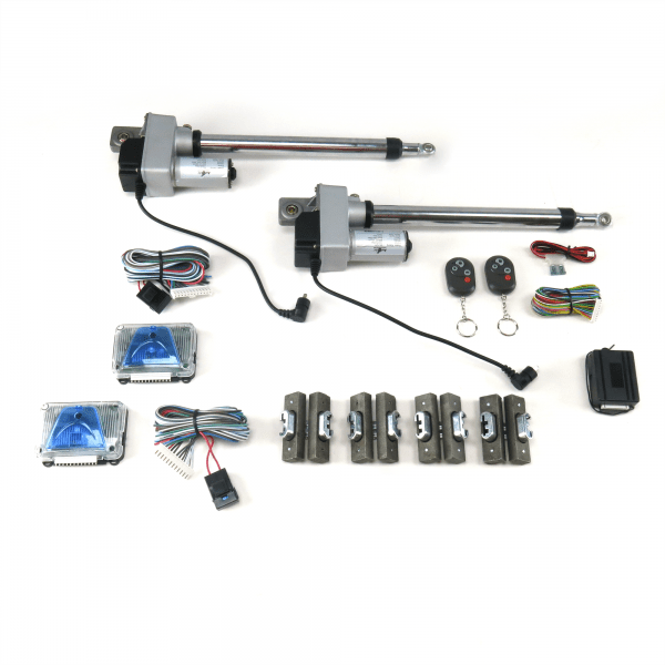 Automatic Gullwing Door Conversion Kit with Remote (2 Door
