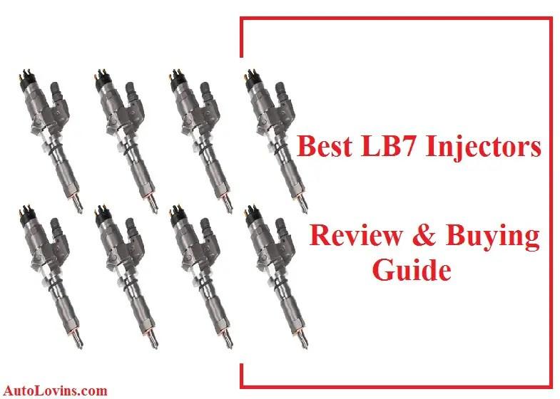 Best LB7 Injectors