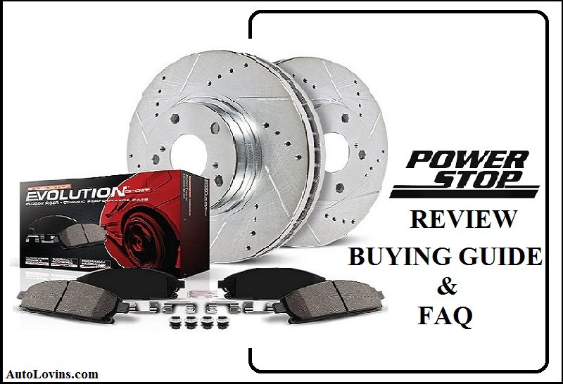 Power stop brakes review