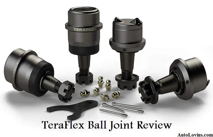 TeraFlex Ball Joint Review