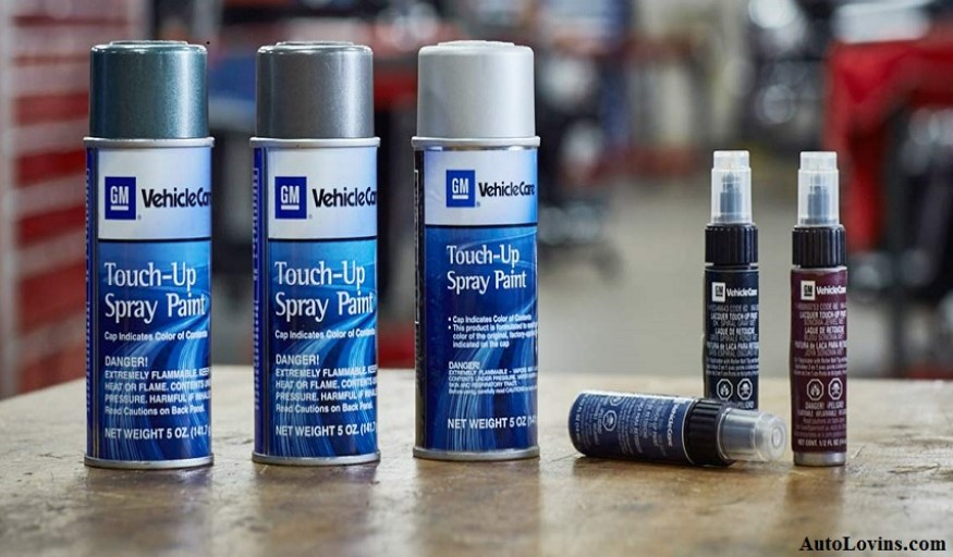 Automotive-touch-up-paint-buying-guide
