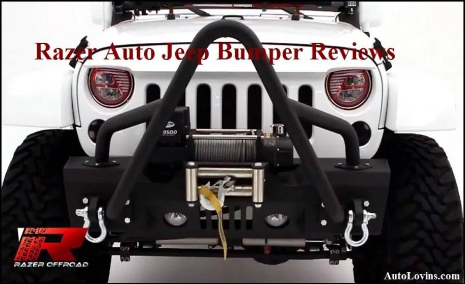 Razer Auto Jeep Bumper Reviews
