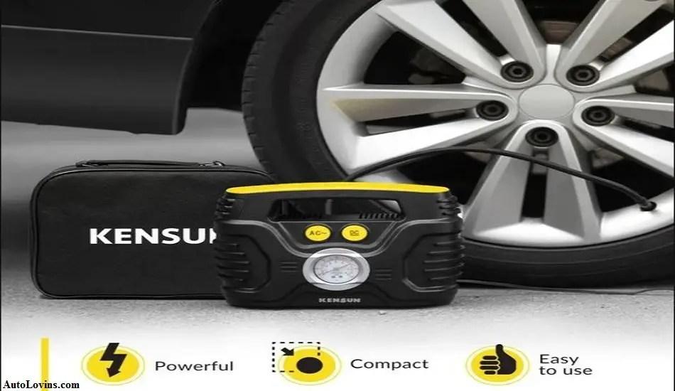 Kensun Portable Air Compressor Review