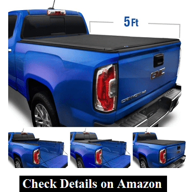 Tyger Auto T1 Soft Roll Up Truck Bed