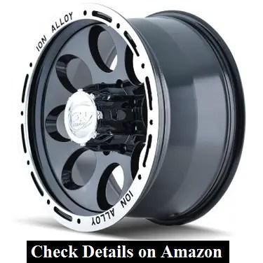 Ion Alloy 174 Black Beadlock Wheel