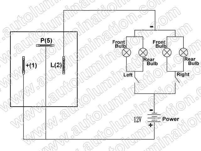 LED Flashers, Electronic Flashers, Led Protectors & Load