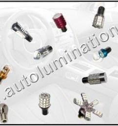 automotive car truck light bulb connectors sockets wiring harnesses receptacles [ 1200 x 716 Pixel ]