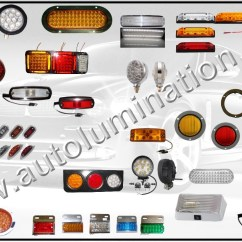 Truck Lite Led Headlight Wiring Diagram How To Draw Database Automotive Car Light Bulb Connectors Sockets Harnesses Receptacles