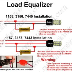 Ohm Load Wiring Diagram 2008 Kia Spectra Radio Led Resistors Getting Very Hot Scionlife