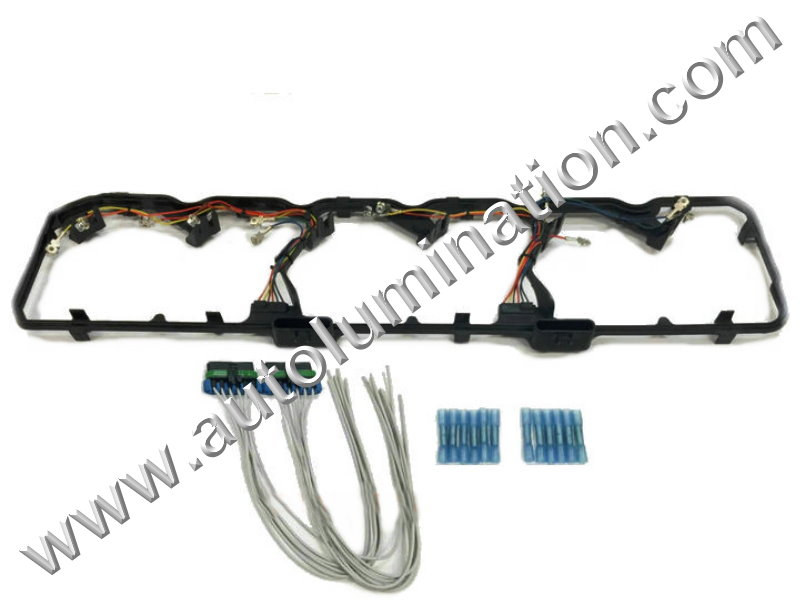 automotive electrical connectors and plugs wiring harness wiring
