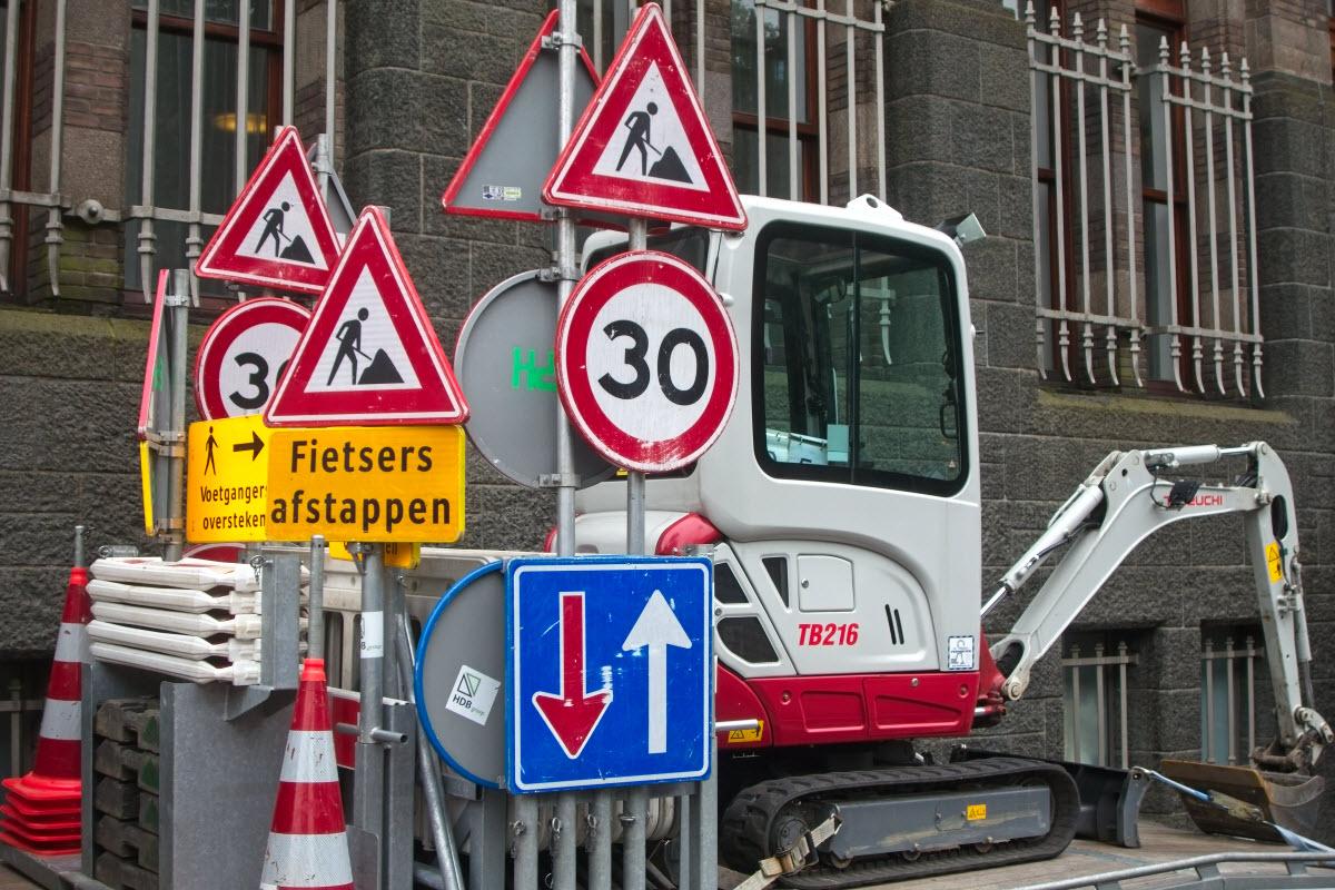 Rustema: Gereedschapskist voor 30km/u in Amsterdam