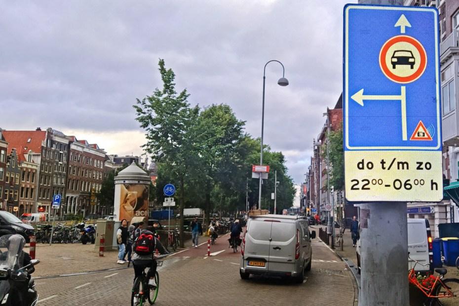 Zone Beperkt Verkeer