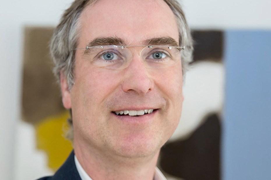 Wethouder Egbert de Vries