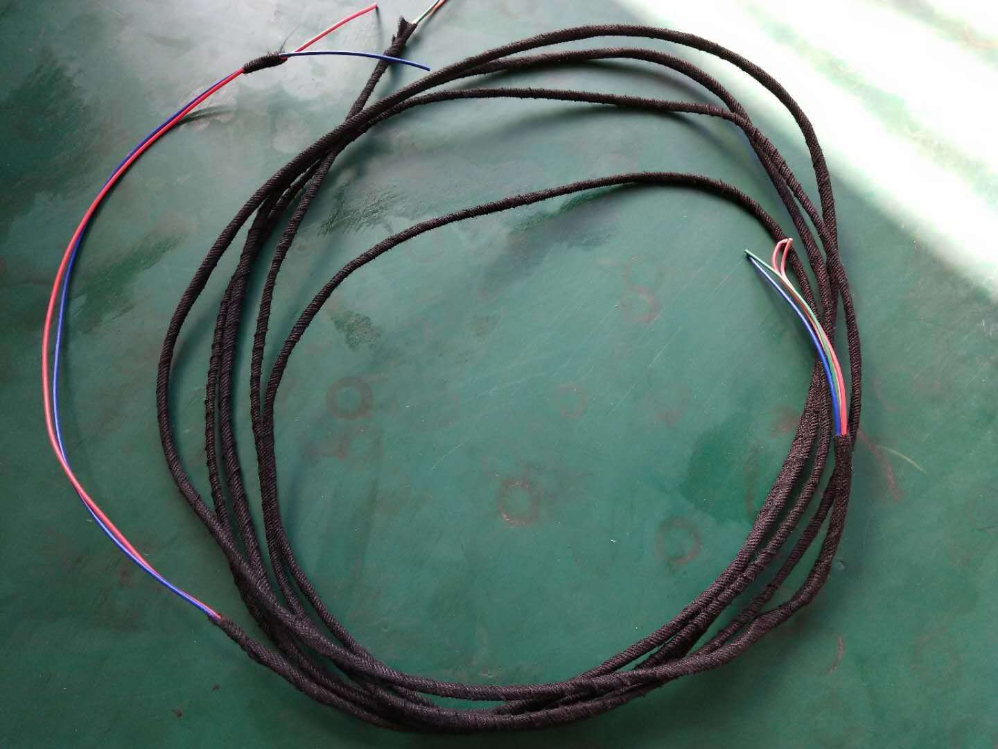 hight resolution of am612 cable wire harness tape wrapping machine