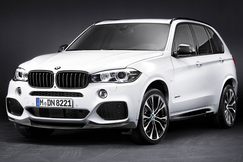 der neue bmw x5 mit bmw m performance zubeh r. Black Bedroom Furniture Sets. Home Design Ideas