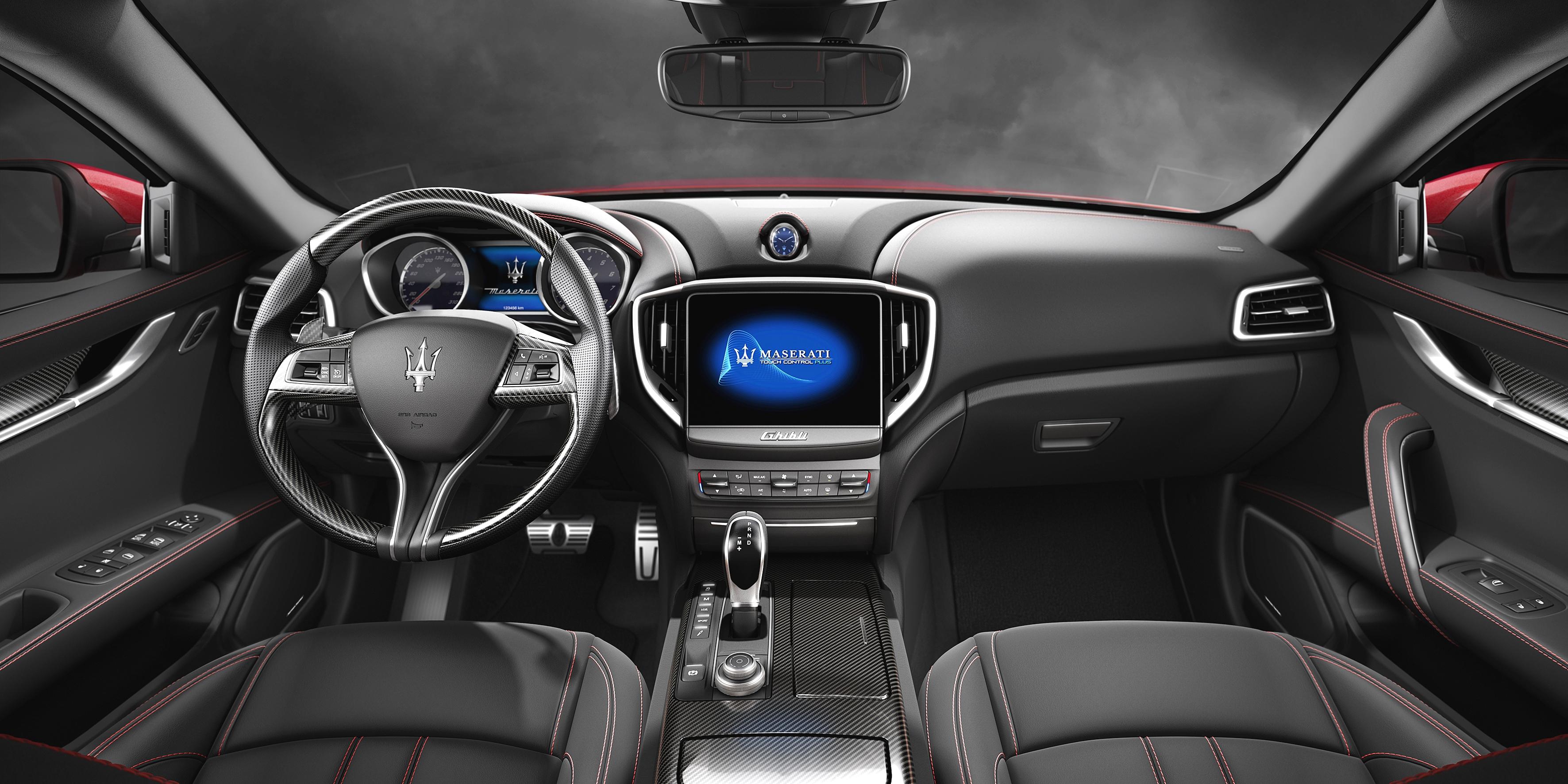 Maserati Ghibli - Updates im neuen Modelljahr
