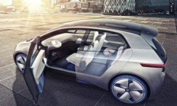 VW Studie I.D