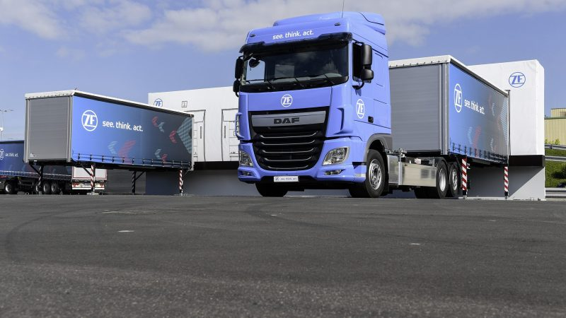 ZF Innovation Truck_Yard Tractor