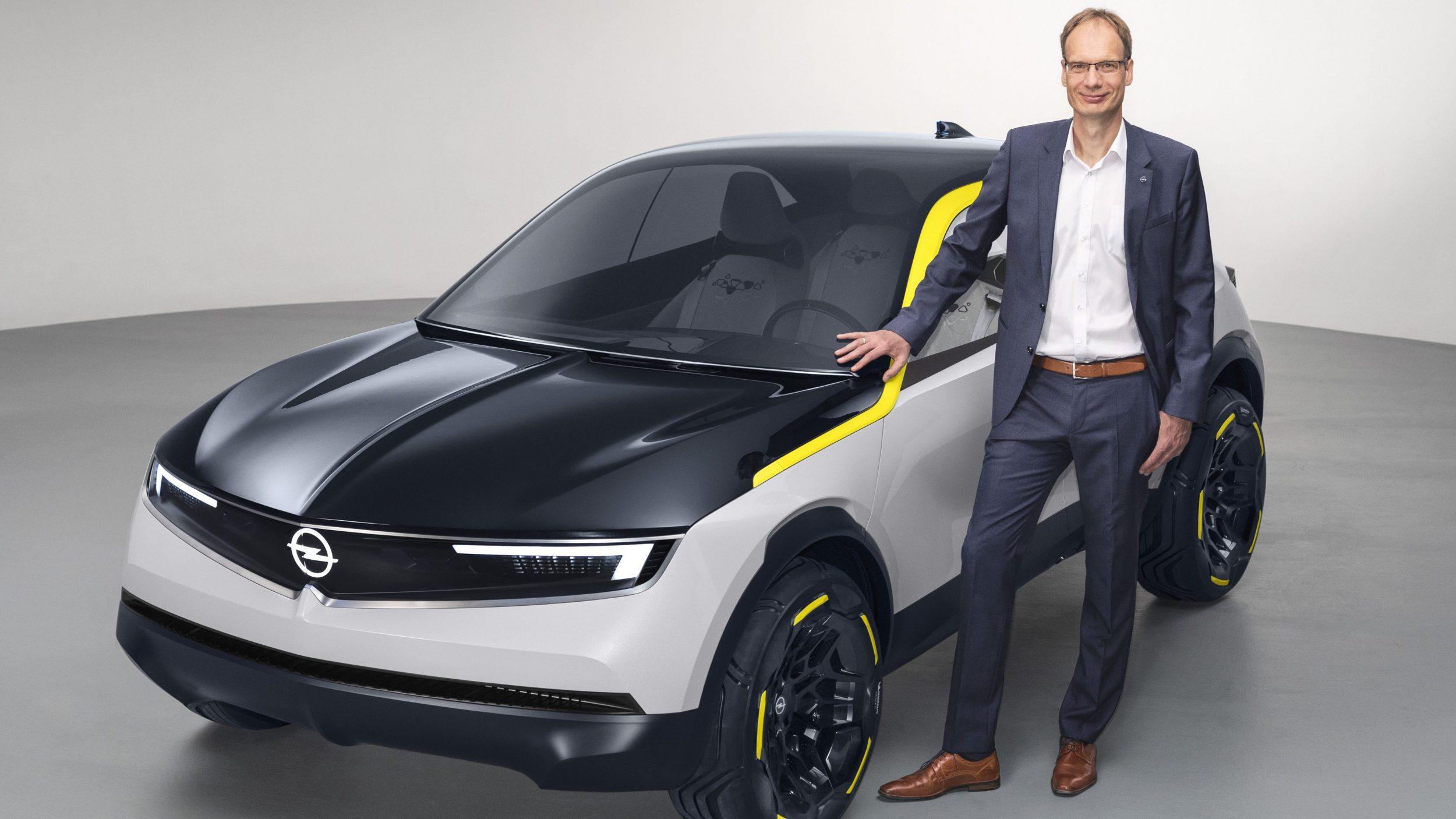 Opel GT X Experimental - Michael Lohscheller