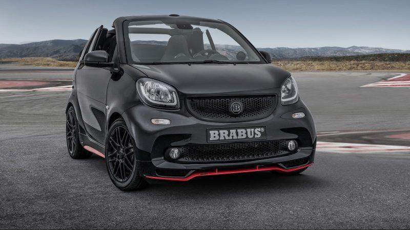 Smart Brabus Cabro 125R