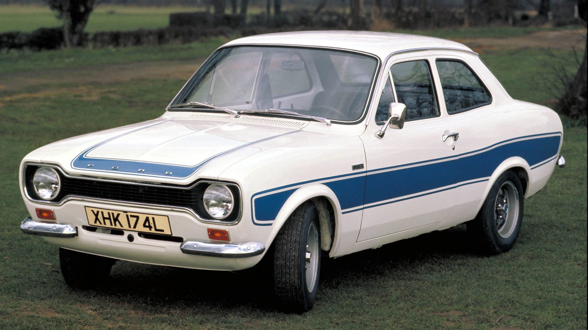 Ford Escort I RS 2000 (1973)