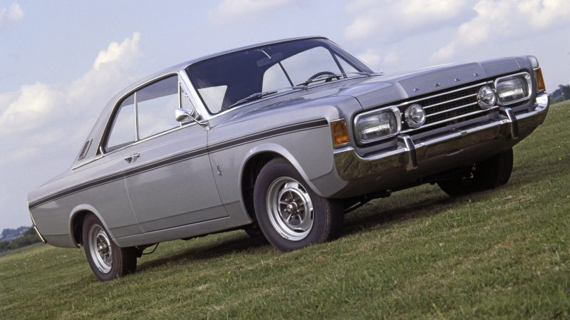 Ford 20 M RS