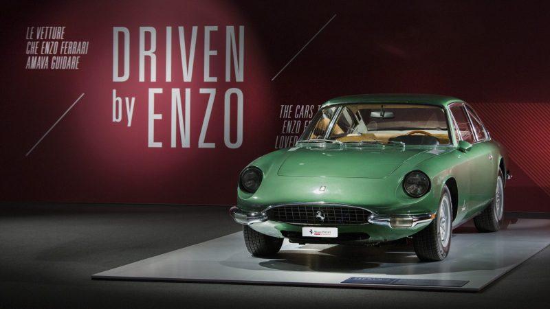 Ferrari Museum Maranello_Enzo