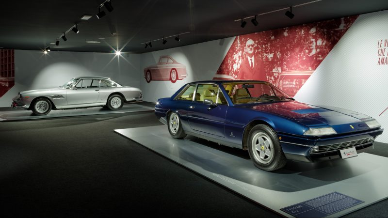 Ferrari Museum Maranello_412
