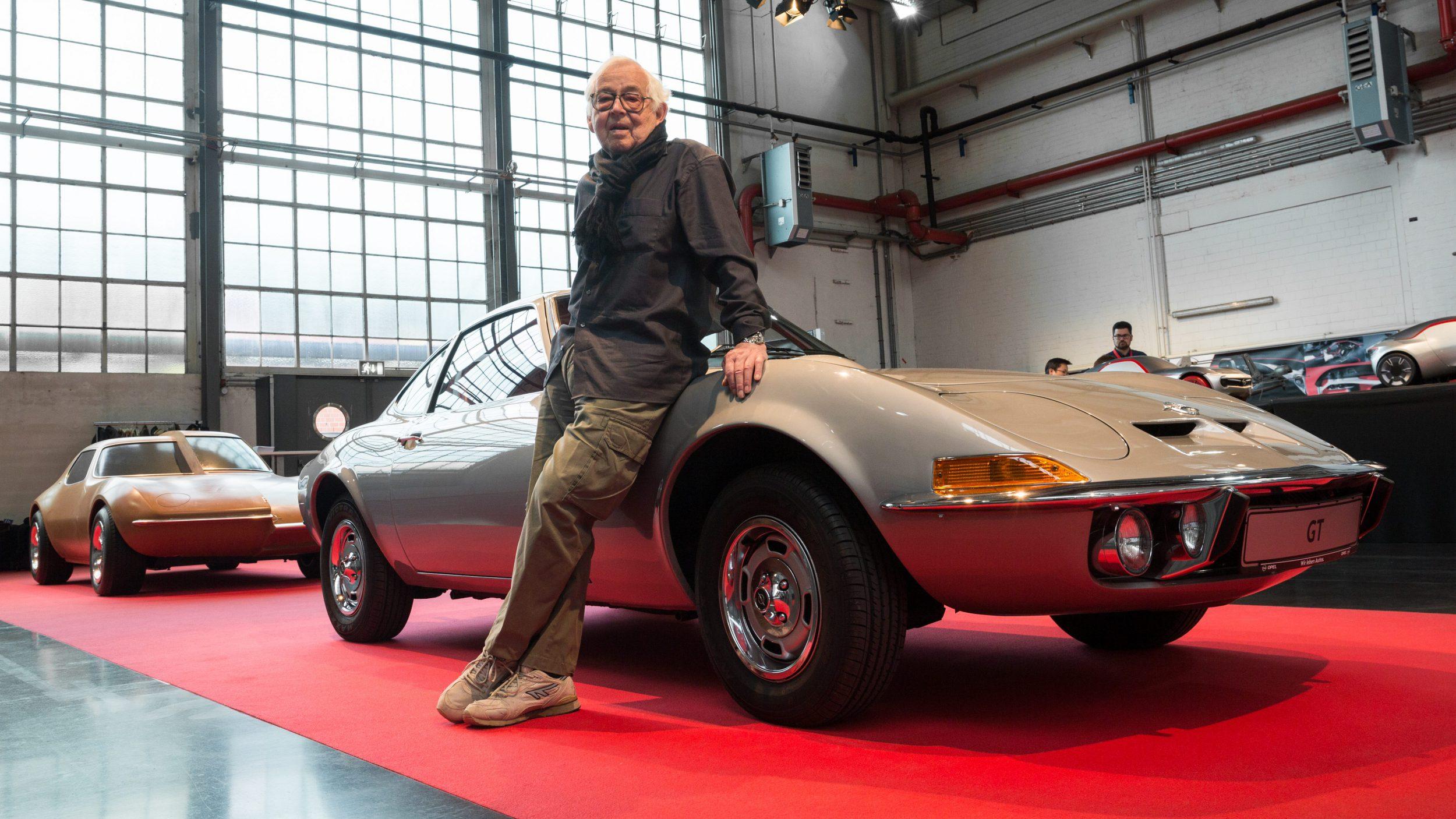 Opel GT Grand Tour 2018 - Designer Erhard Schnell