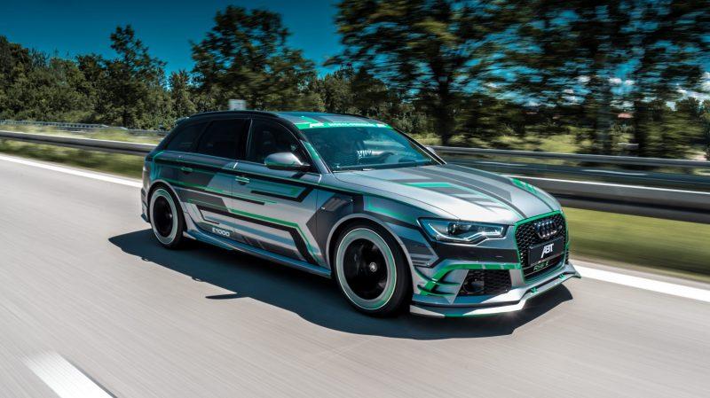 Abt Audi RS 6-E Concept_rechte Seite