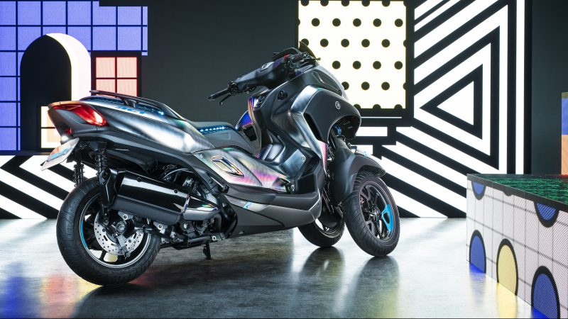 Yamaha 3CT Proto_hinten