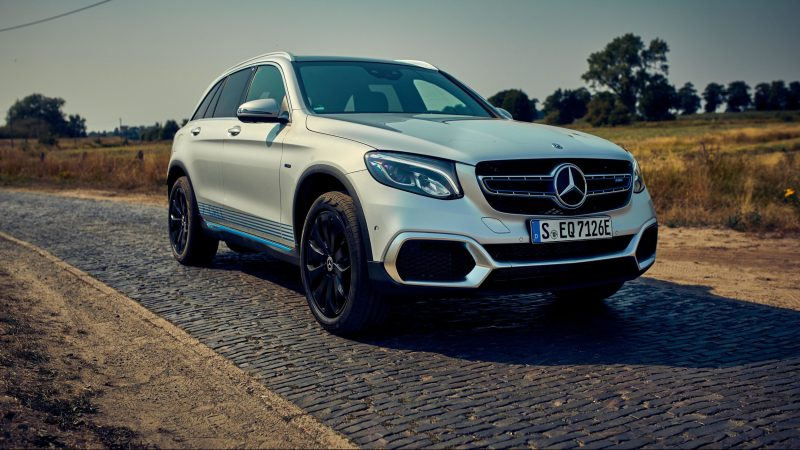 Mercedes-Benz GLC F-CELL_vorne