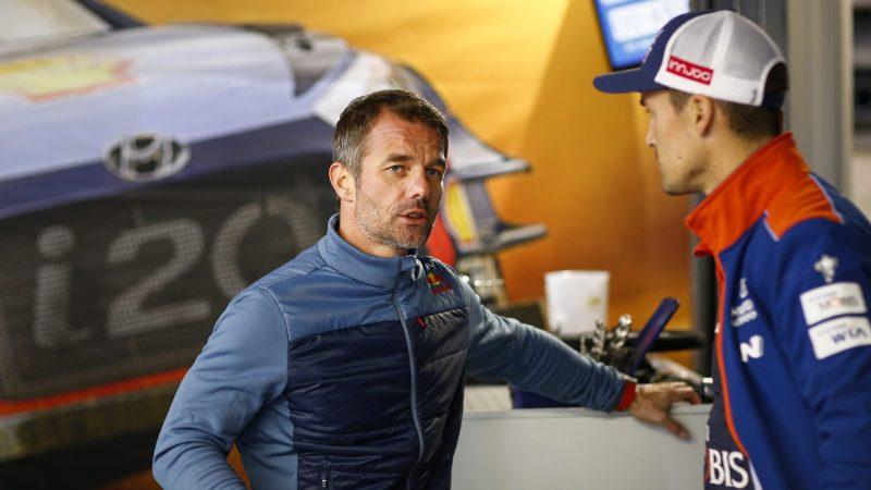 Hyundai Motorsport Sébastien Loeb