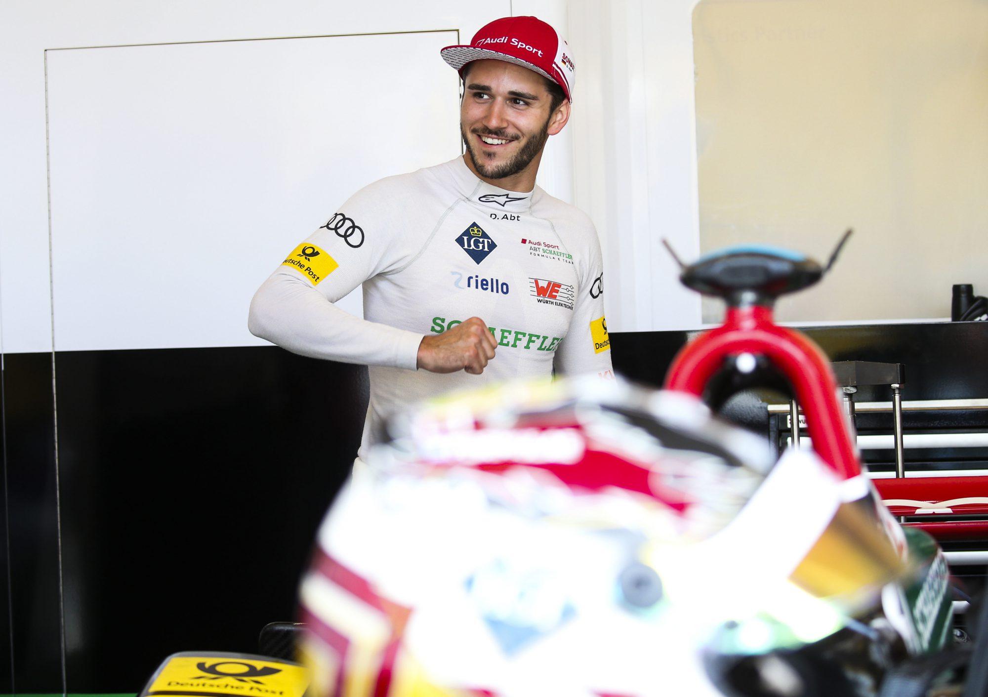 Formel E - Daniel Abt