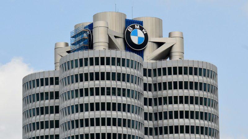 BMW Turm in München_BMW Werk