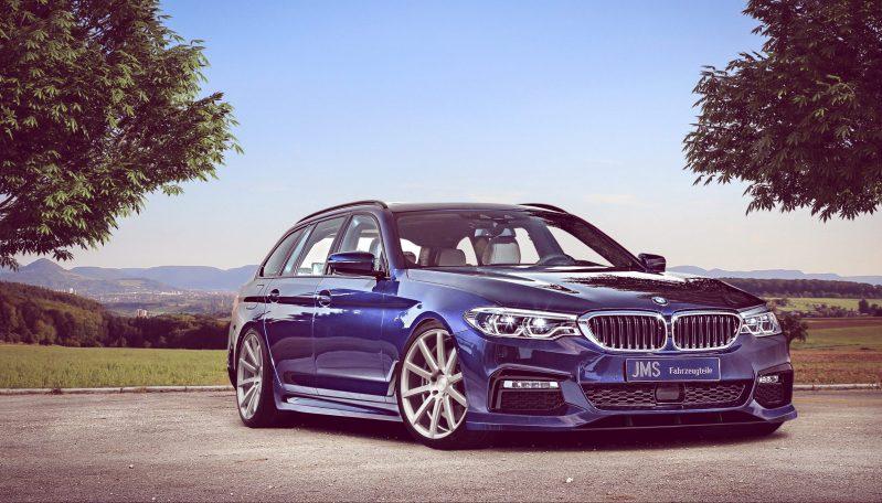 JMS-BMW 5er G31_Front