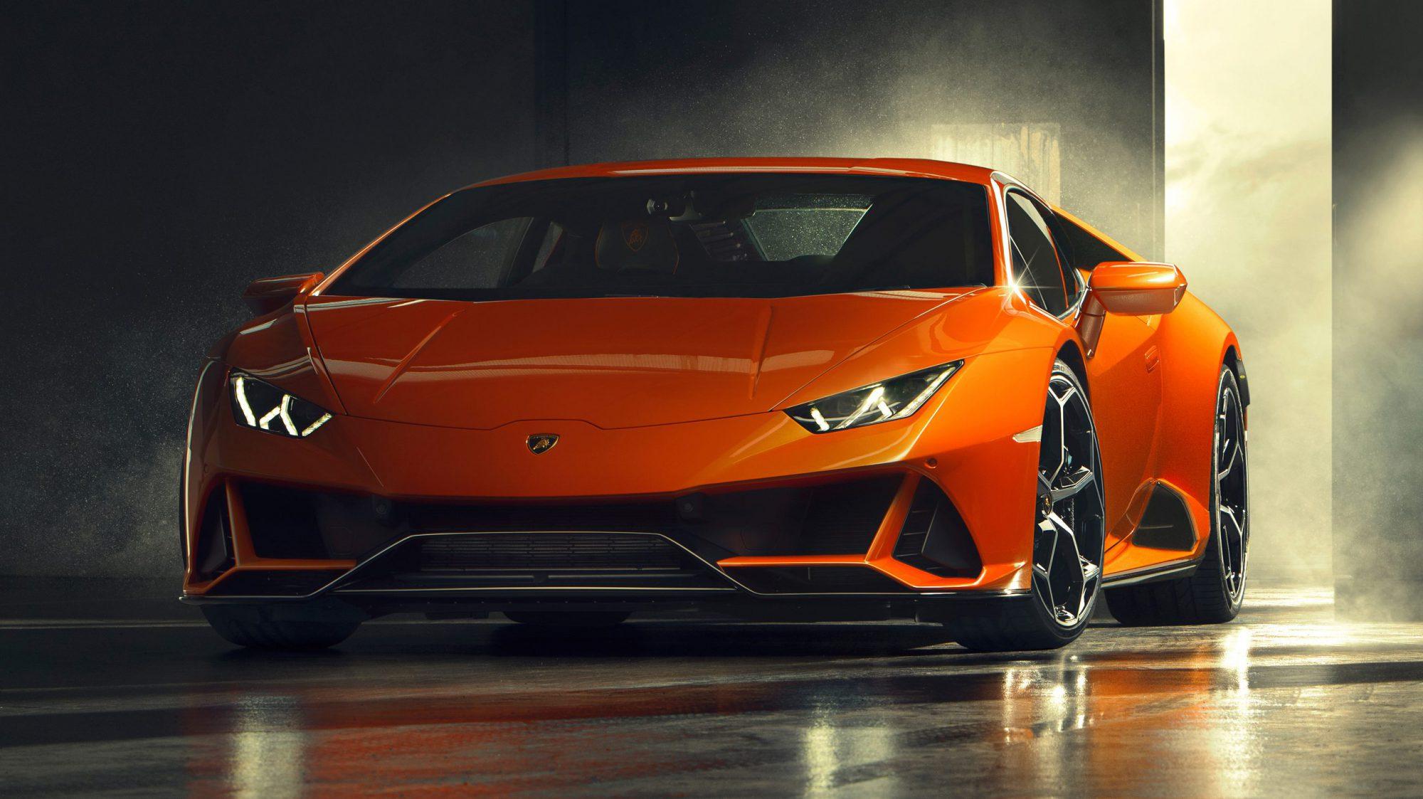 Lamborghini Huracán Evo_Lenken