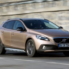 KADIN GÖZÜYLE VOLVO V40 CROSS COUNTRY